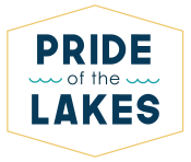 Pride of the Lakes logo